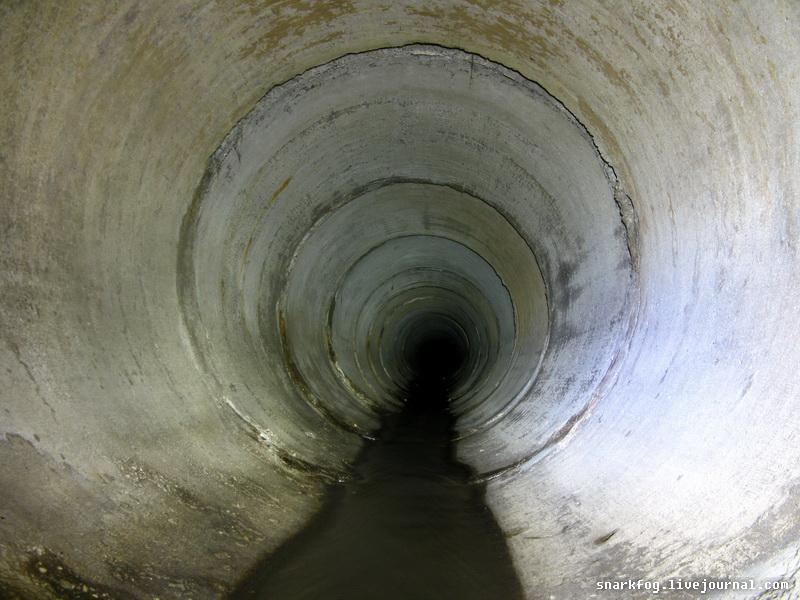 Подземная речка Буговая
