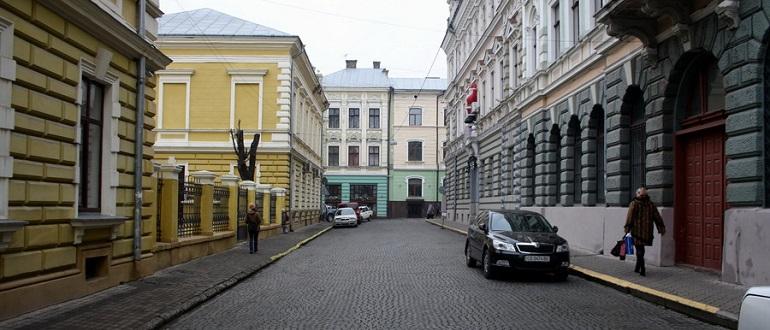 Прогулка по Черновцам