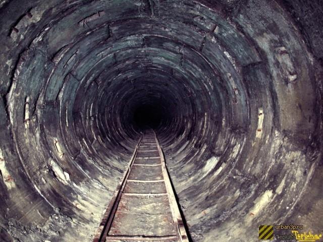 Коже-заводской канализационный коллектор