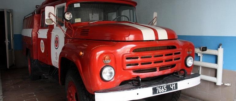 Музей пожарной части №3