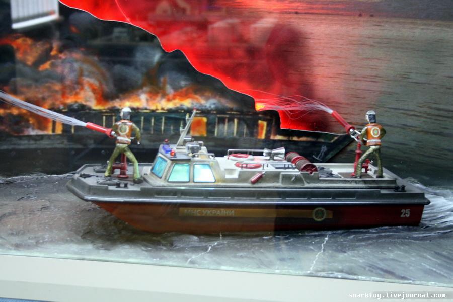 Противопожарное судно